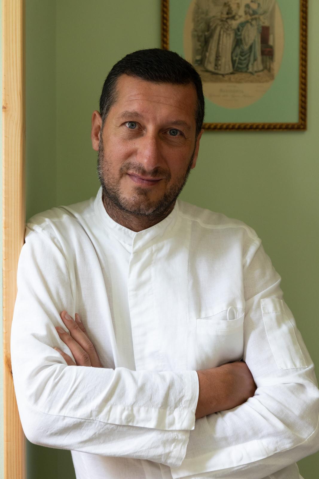Chef Antonio Cicero